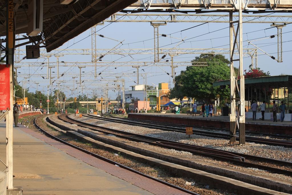 KuppamRailwayStation