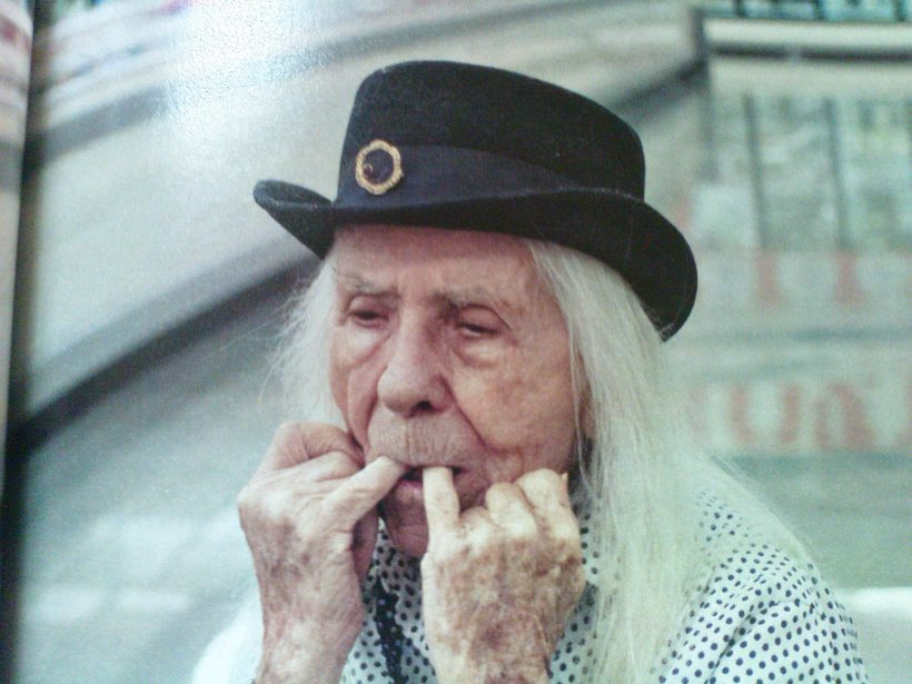 Marion Stehura, 103 (Image: National Geographic, May, 2013)