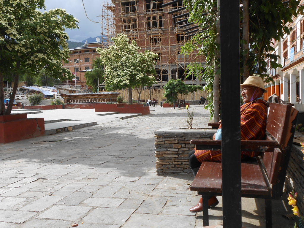 Clock Tower Square, Thimpu, Bhutan