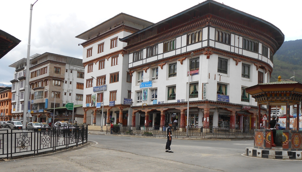 Thimpu is said to be the world's only capital city without traffic lights