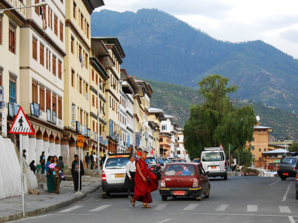 Wogzin Lam, Thimpu
