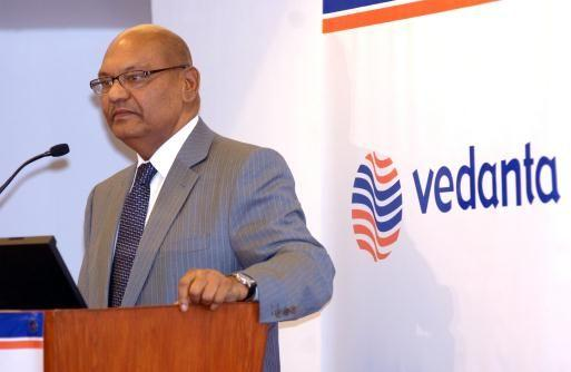 Anil Agarwal of Vedanta Resources Plc (Image: The Hindu Businessline)