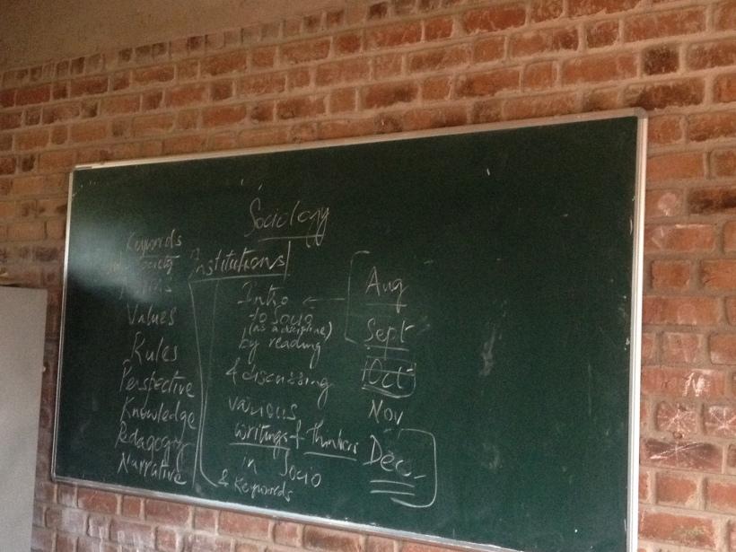 poorna_classroom_board